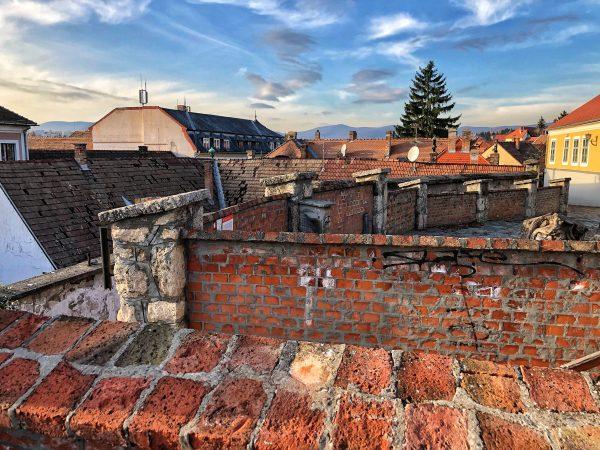 Les toits de Szentendre