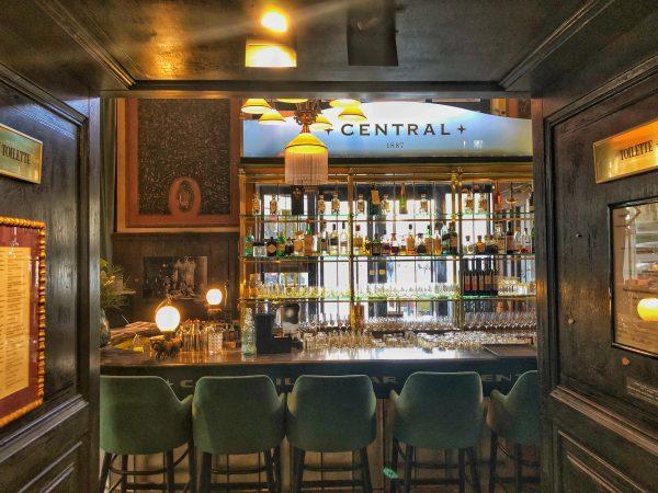Le Central, l'une des bonnes adresses de Budapest