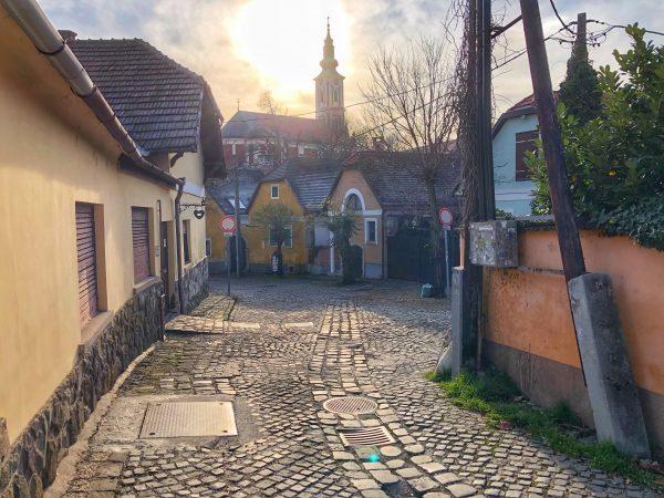 Dans les rues de Szentendre