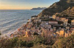 Les Cinq Terres en Ligurie
