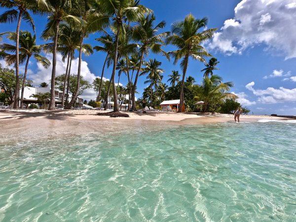 L'eau cristalline de Guadeloupe