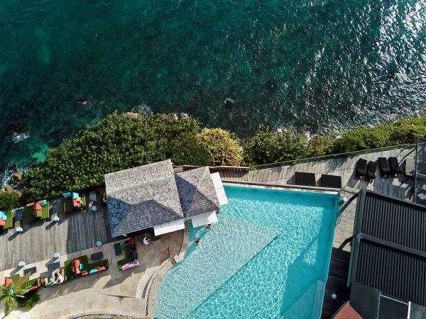 La Toubana, le seul hôtel cinq étoiles de l'île de Guadeloupe