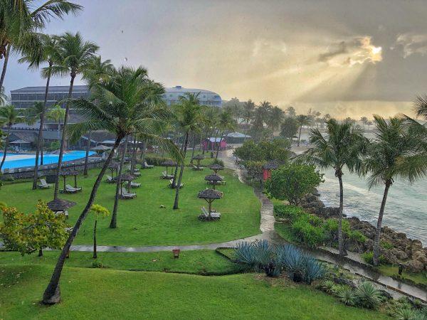 Le splendide hôtel de la Créole en Guadeloupe