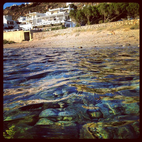 Mykonos l'une des plus belles villes de Grèce