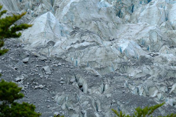 L'incroyable glacier Pia