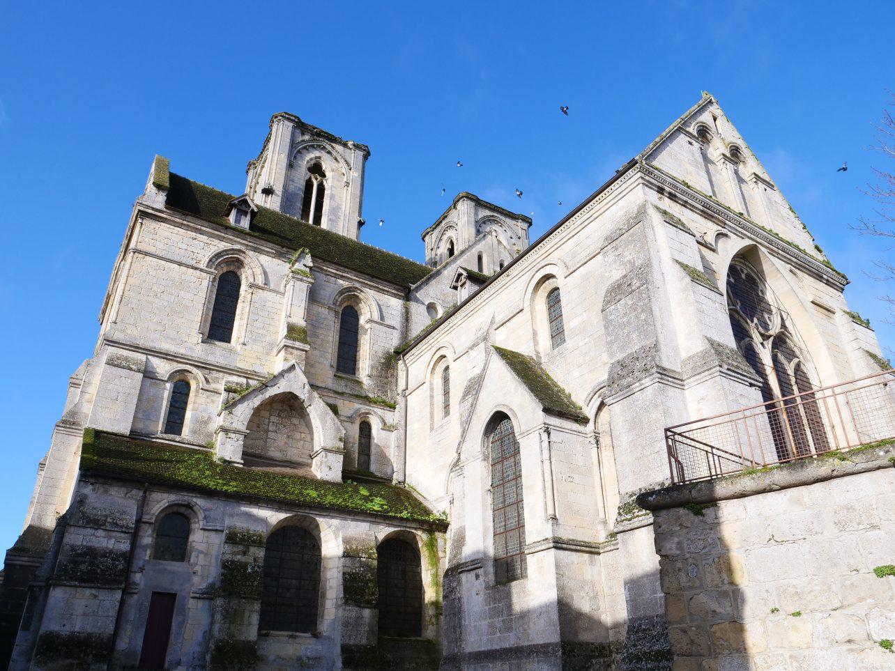 L'abbaye de Saint-Martin