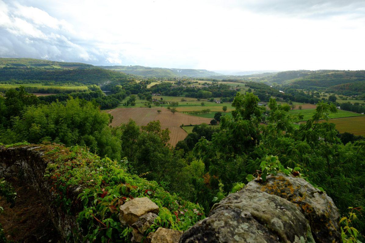 Capdenac l'un des plus beaux villages de France