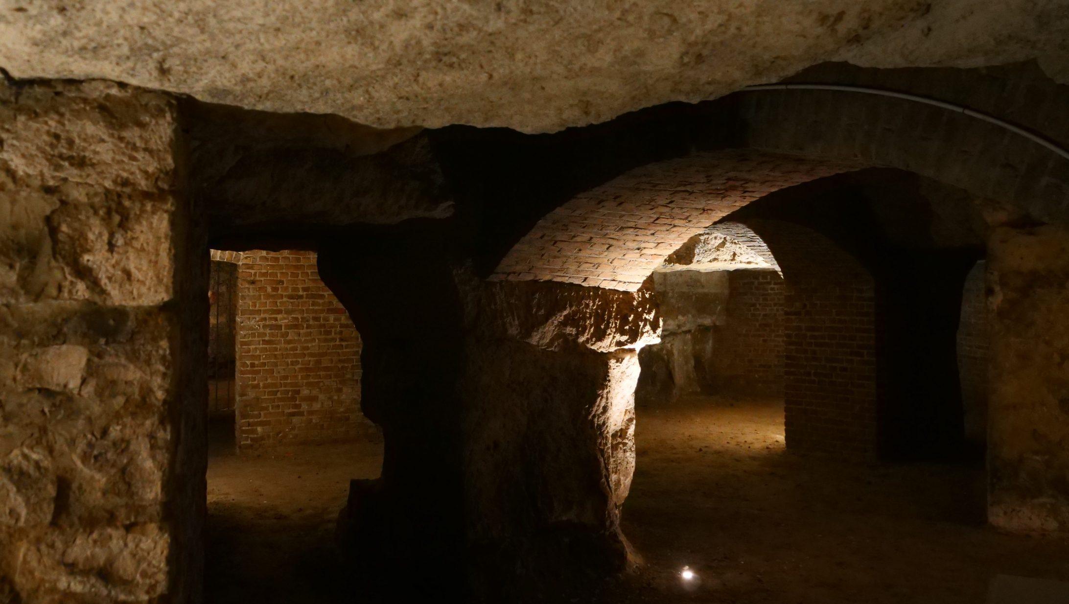 la citadelle et ses souterrains