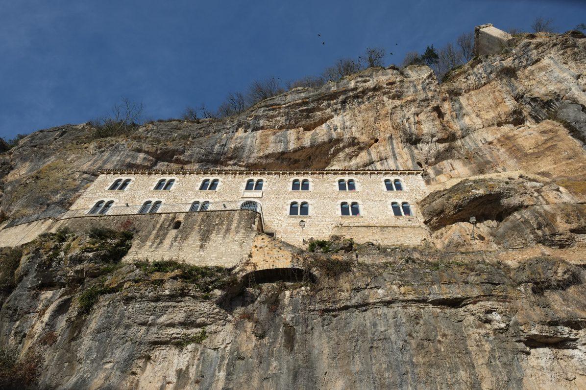 Rocamadour le village le plus pieux du Lot