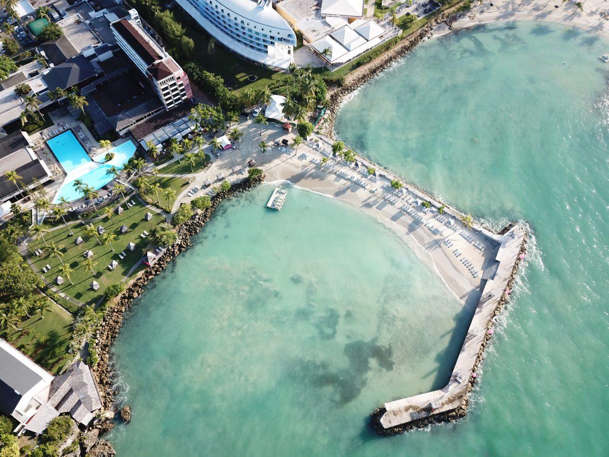 La Créole, un hôtel de Guadeloupe