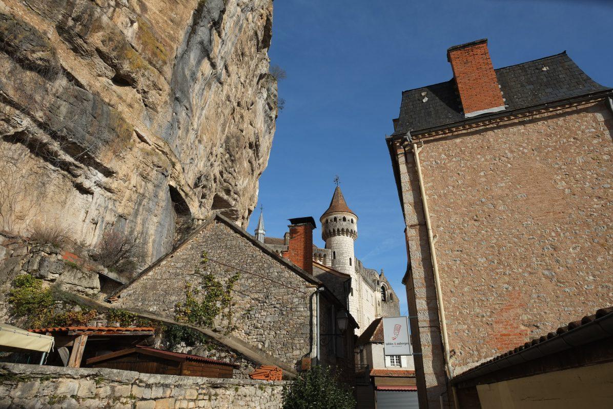 Rocamadour un charmant village du sud de la France