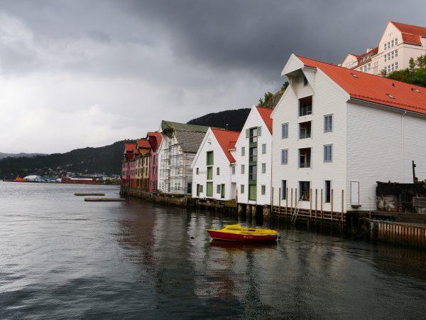 Le quartier pitoresque et préservé de Skuteviken