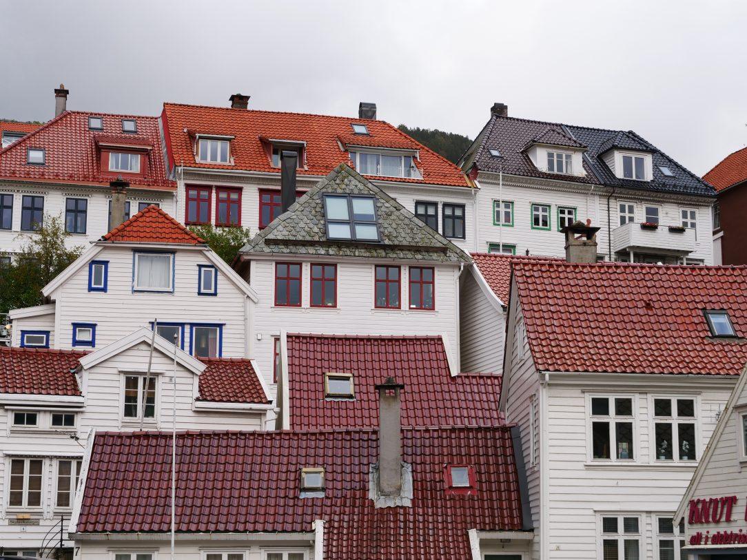 Bergen une ville inclassable en Norvège