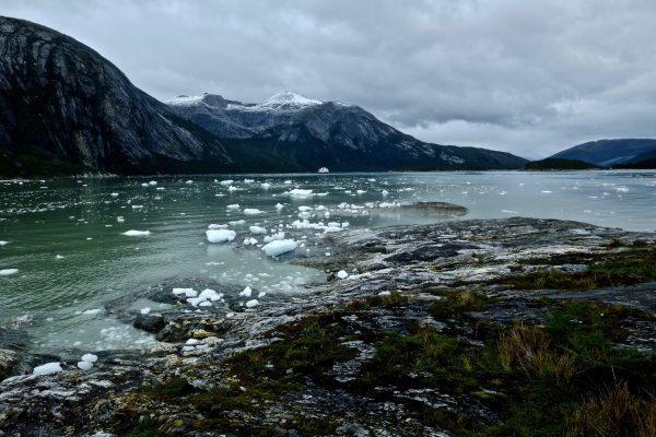 Le splendide fjord du glacier Pia