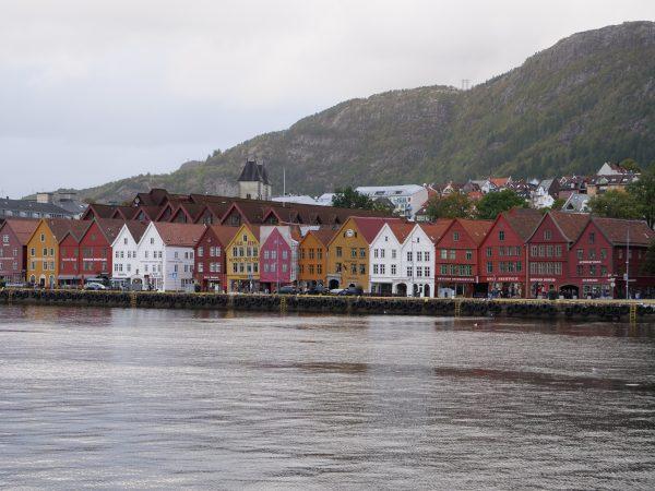 Bergen, un si joli port et un quartier mythique