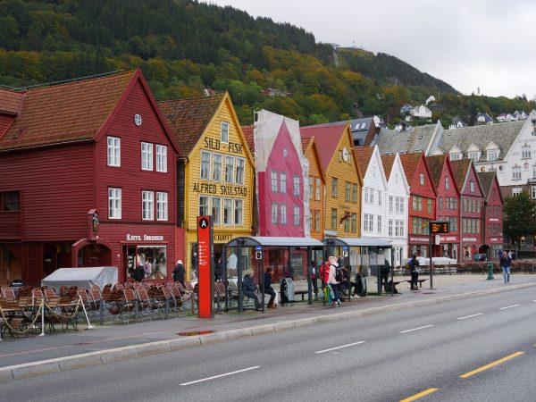 Bergen, l'une des plus belles villes de Norvège