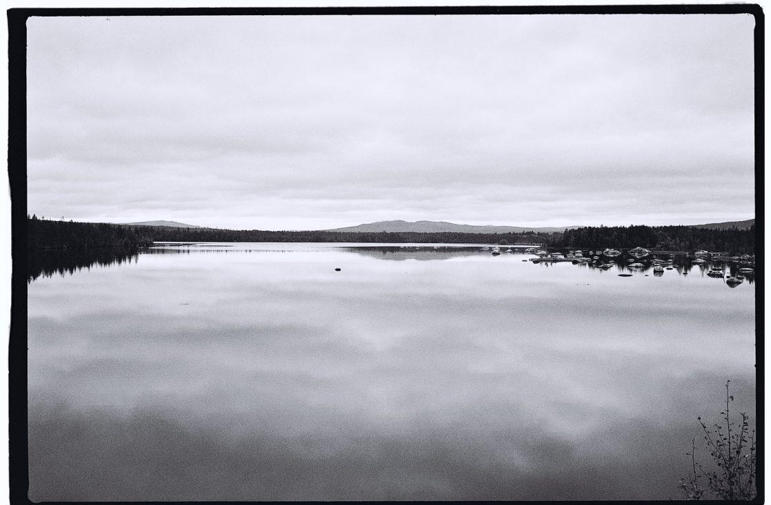 Les lacs de Suède sont de véritables miroirs d'eau