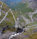 La route des Trolls en Norvège – Trollstigen