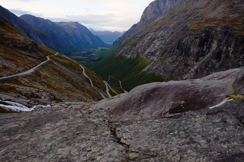 Le décors d'un des plus beaux endroits de Norvège