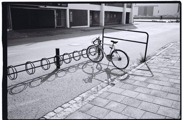 La Suède en noir et blanc