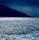 L'avenue des Baleines en Patagonie
