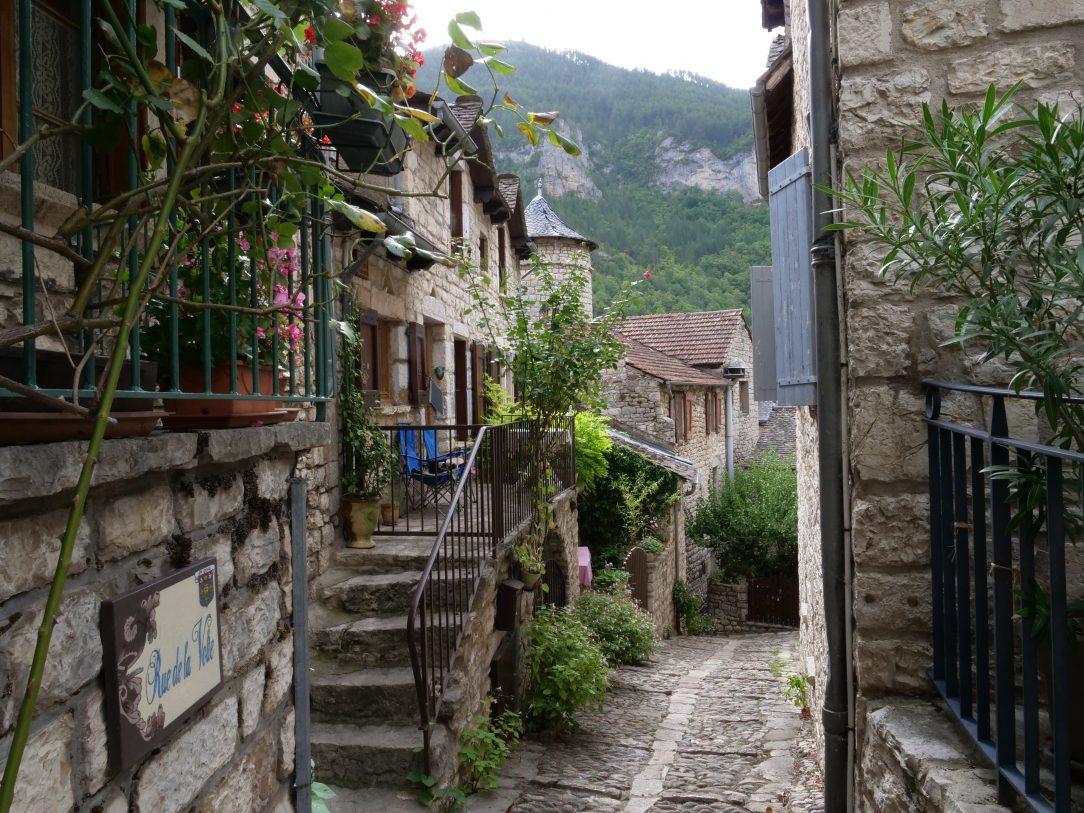 A la recherche des plus beaux villages de Lozère