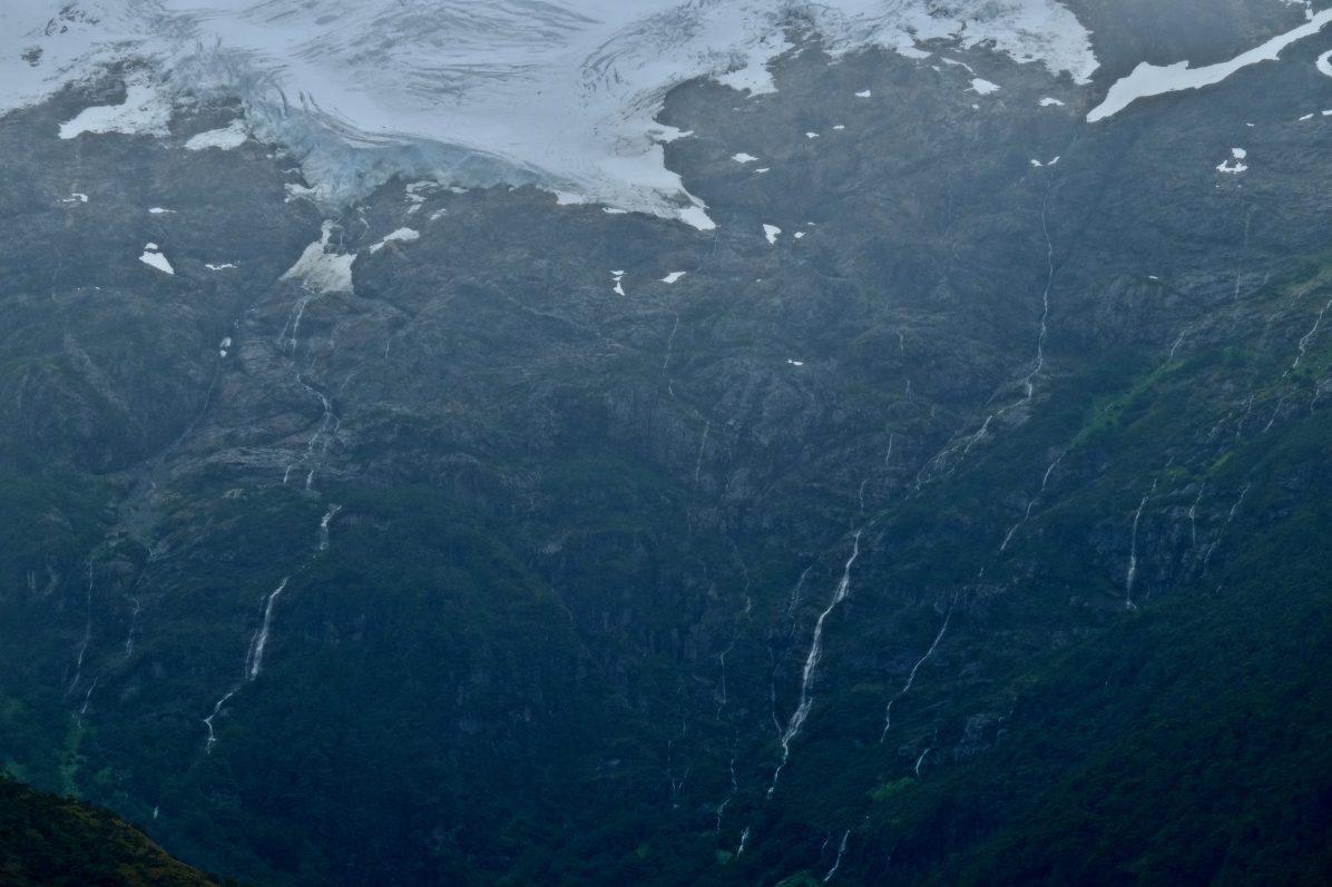 La Patagonie et les fjords de la terre de feu