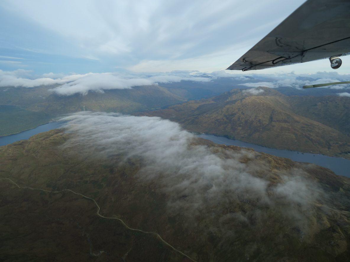 La découverte des Lochs dans le Nord de l'Ecosse