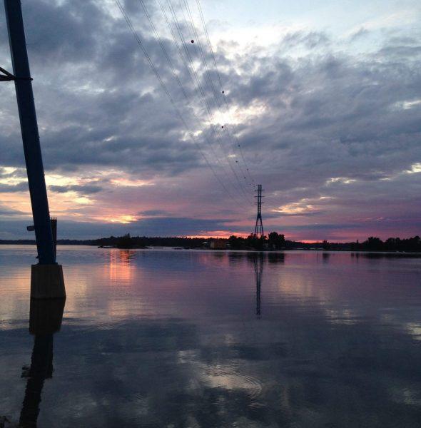 Les confins de la mer Baltique