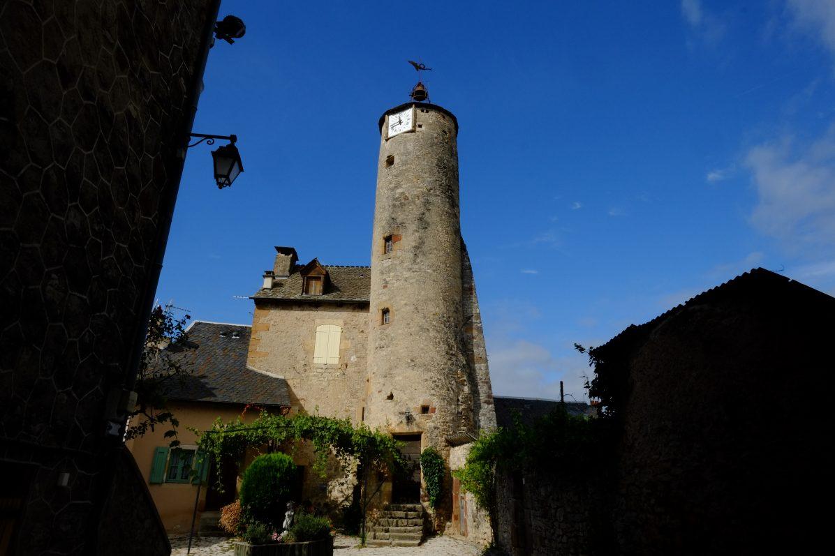 La Canourgue un village aux portes de la Lozère