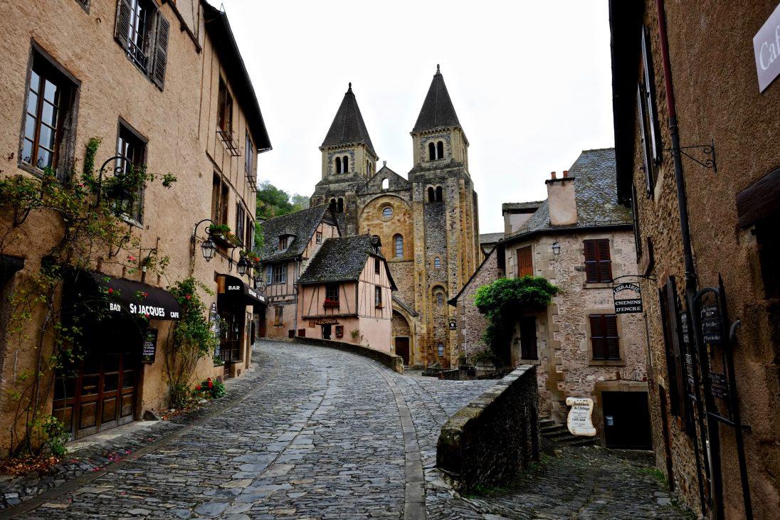 Les charmes des villages de l'Aveyron