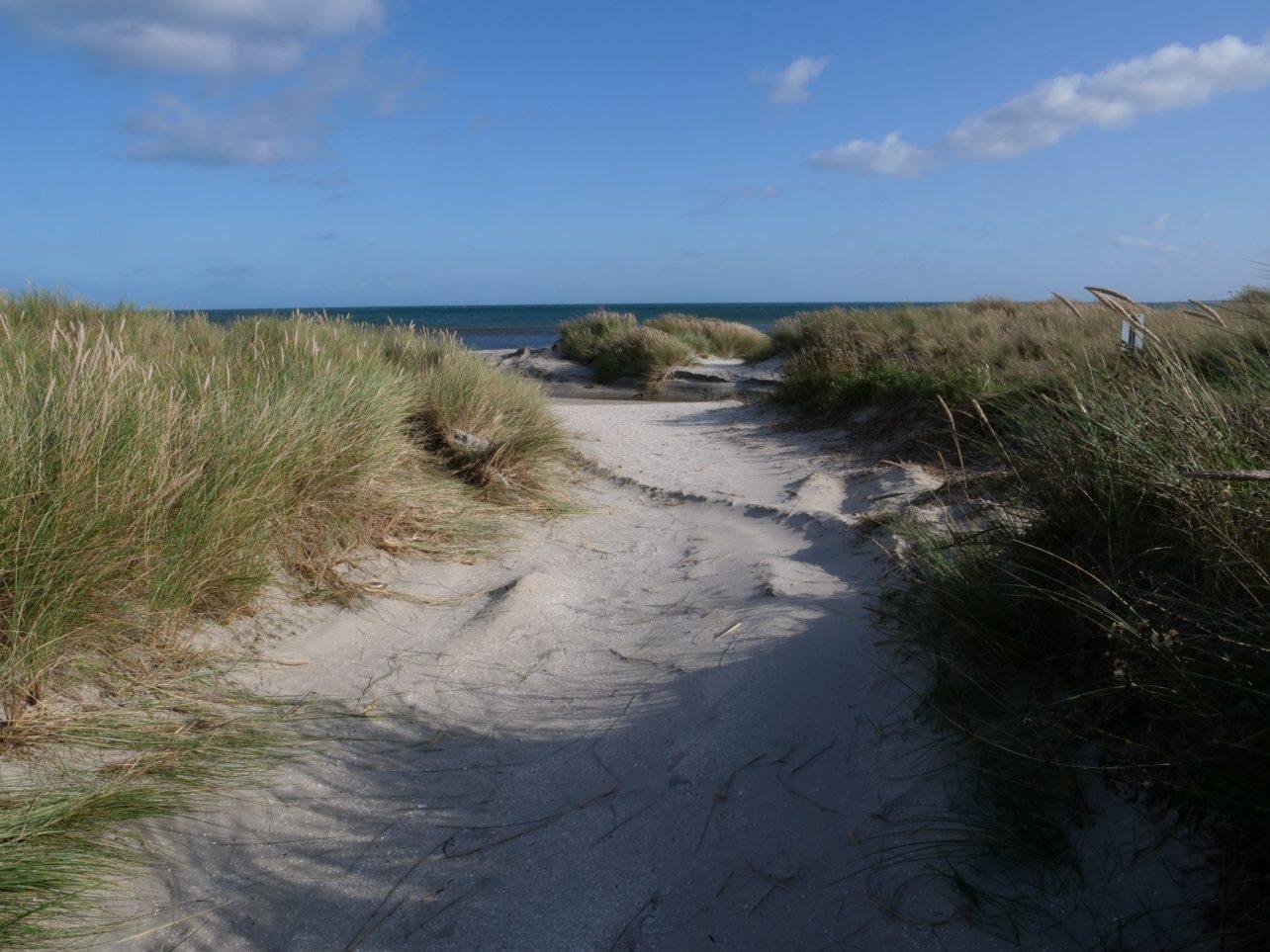 La deuxième plus grande île du Danemark