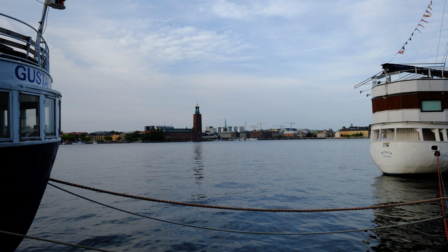La Suède possède un des plus grands archipels du monde