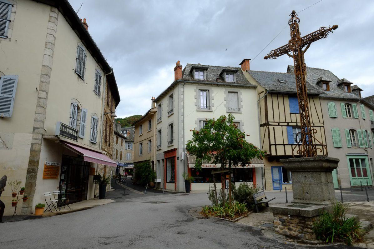 Au coeur des villages de l'Aveyron
