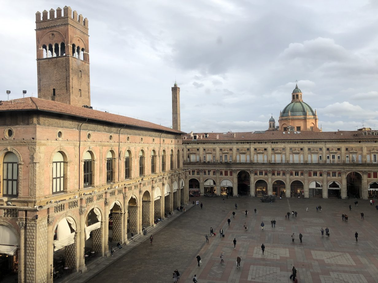 Bologne et le classicisme italien