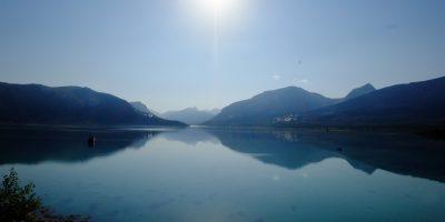 Un fjord en Norvège