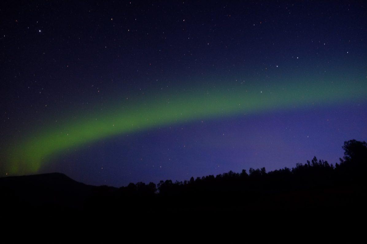 Dans la region de Troms