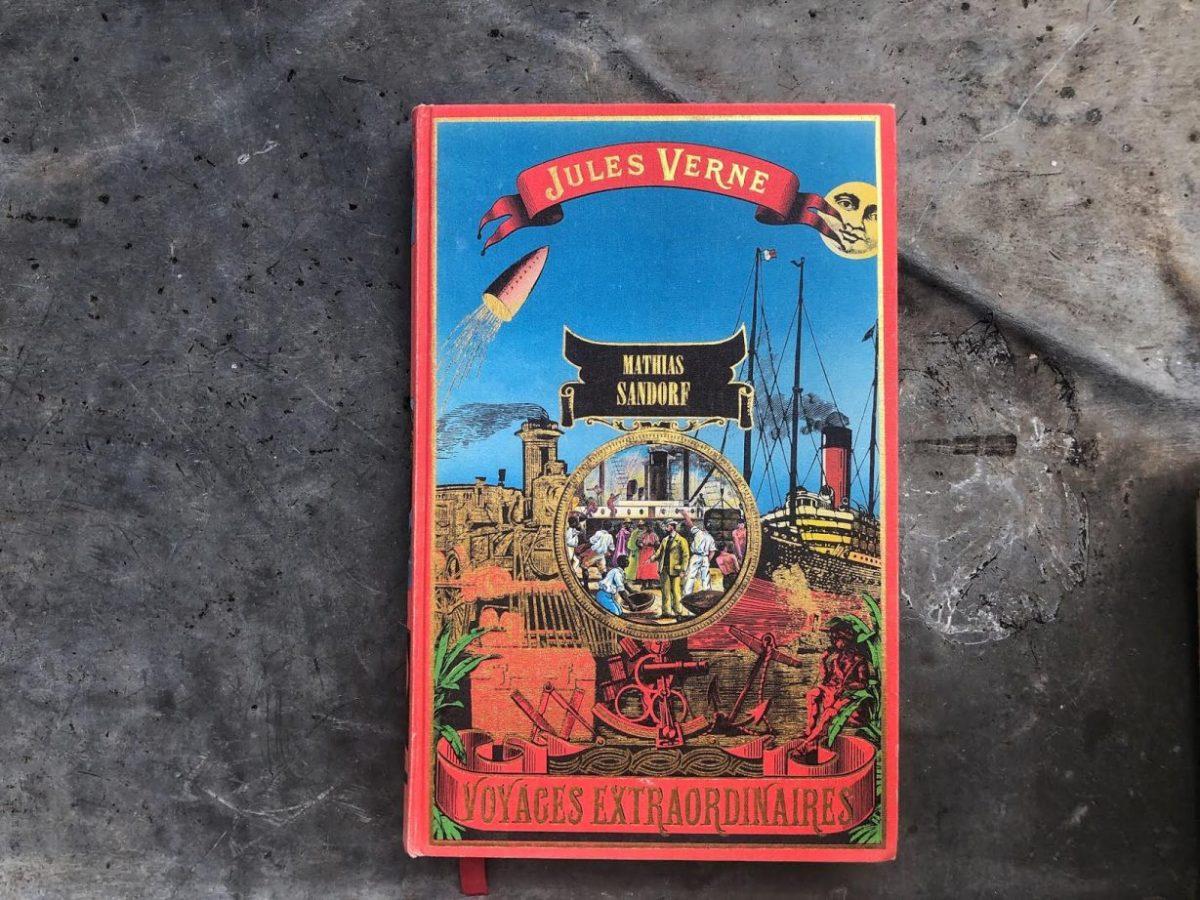 Mathias Sandorf un très bon livre du Jules Vernes
