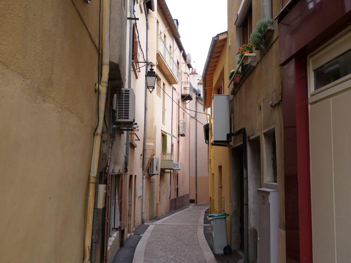 Une ruelle de Mende