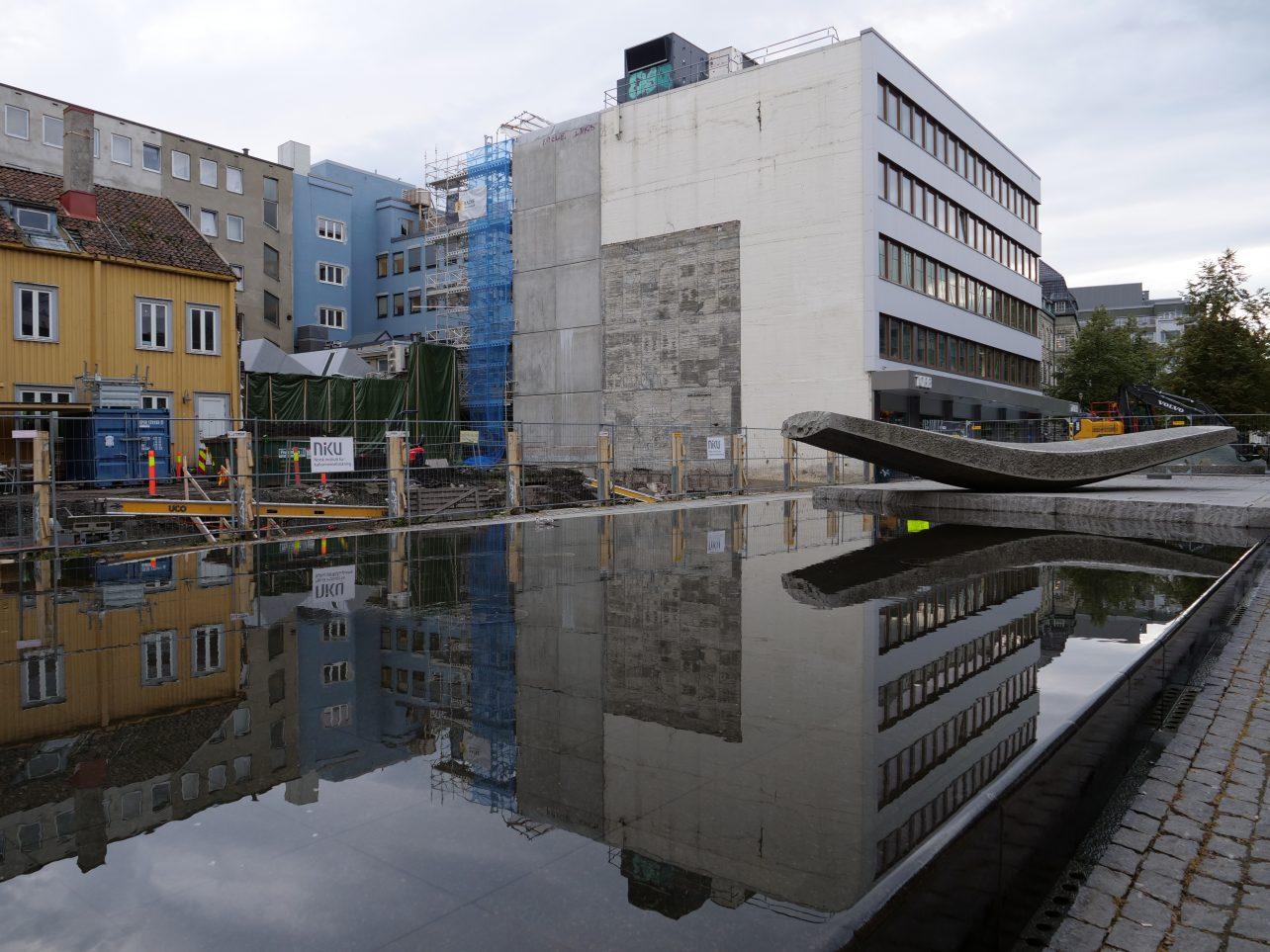 Réflection à Trondheim