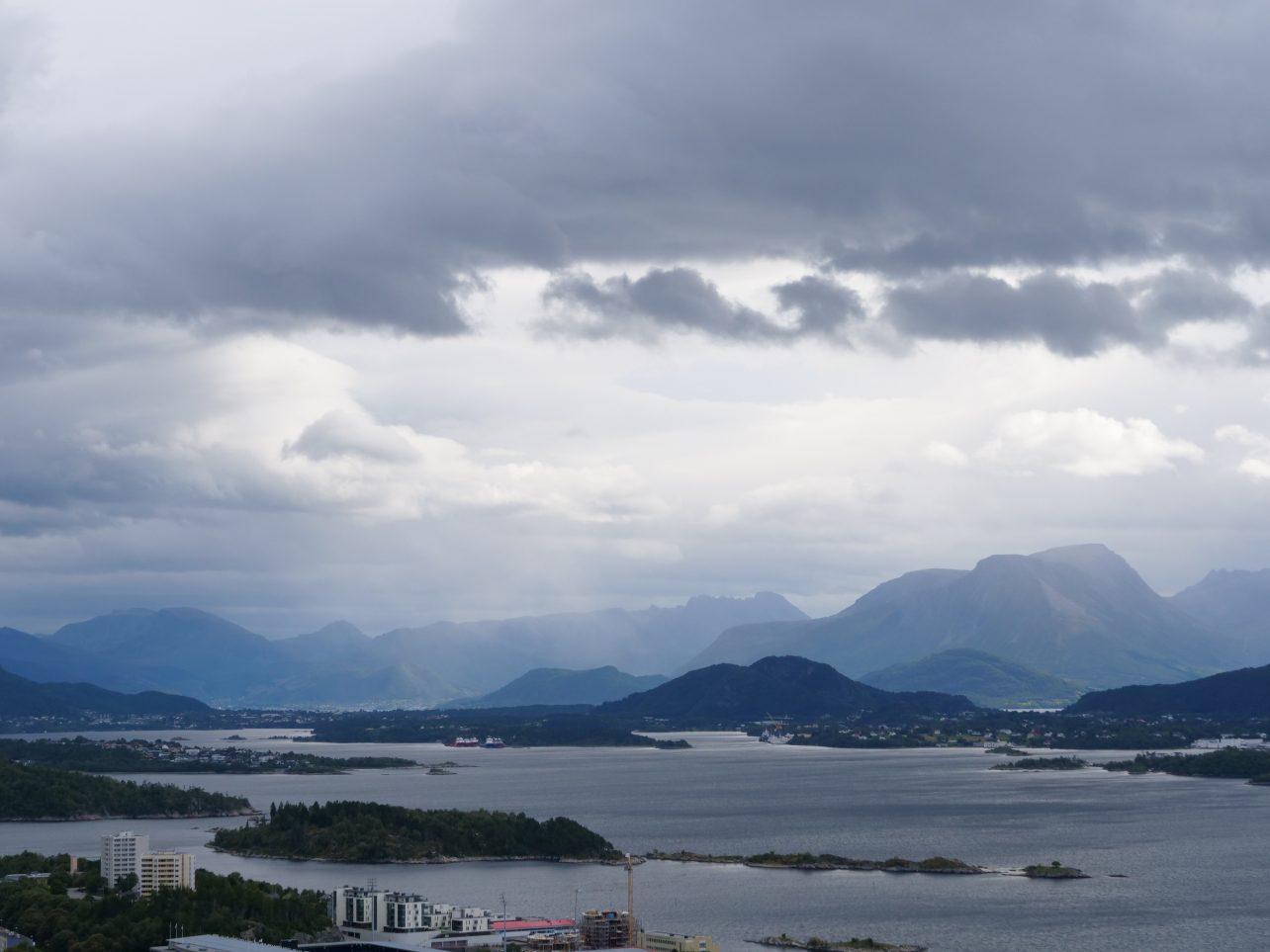 Les somptueux paysages norvégiens