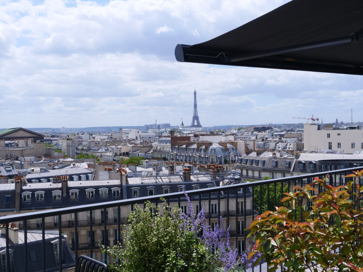 Que serait Paris sans ses toits?