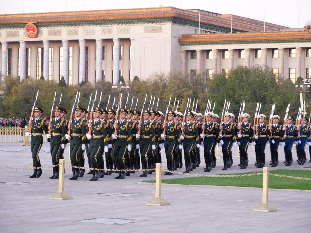 L'armée chinoise la plus grande du monde