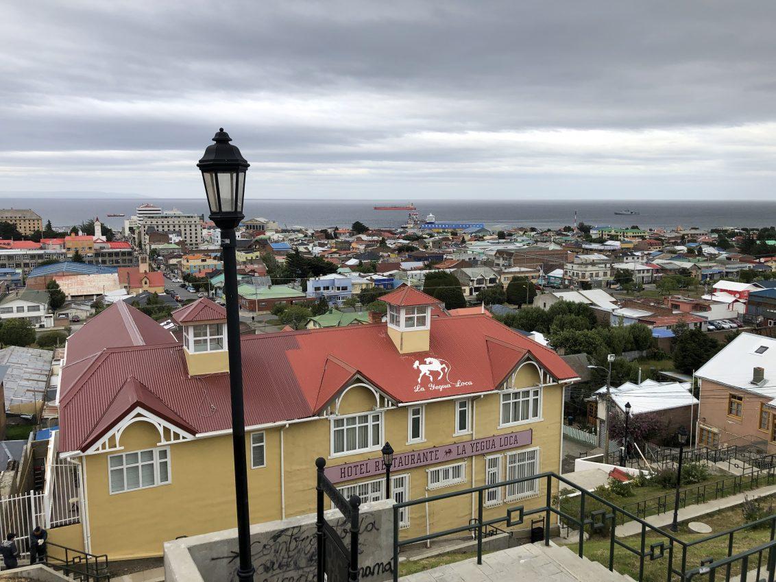 Punta Arenas une ville du bout du monde au Chili