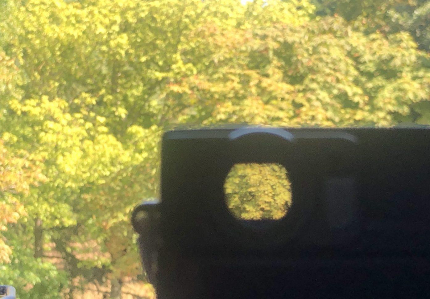 Le viseur télémétrique du X-Pro 3
