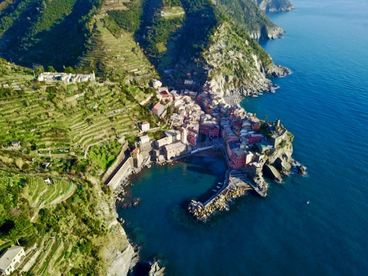 Cinque Terre, dans le nord de l'Italie
