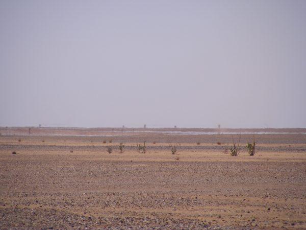 Le ciel Libyen demeure désespérément vide
