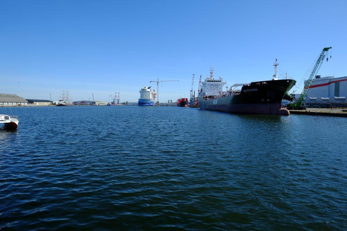 Saint-Nazaire et le monde maritime s'ouvre à vous