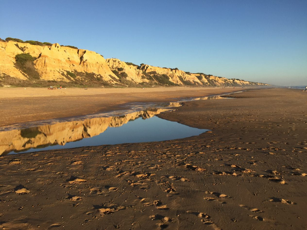 La plus belle plage du sud de l'Espagne c'est Mazagon