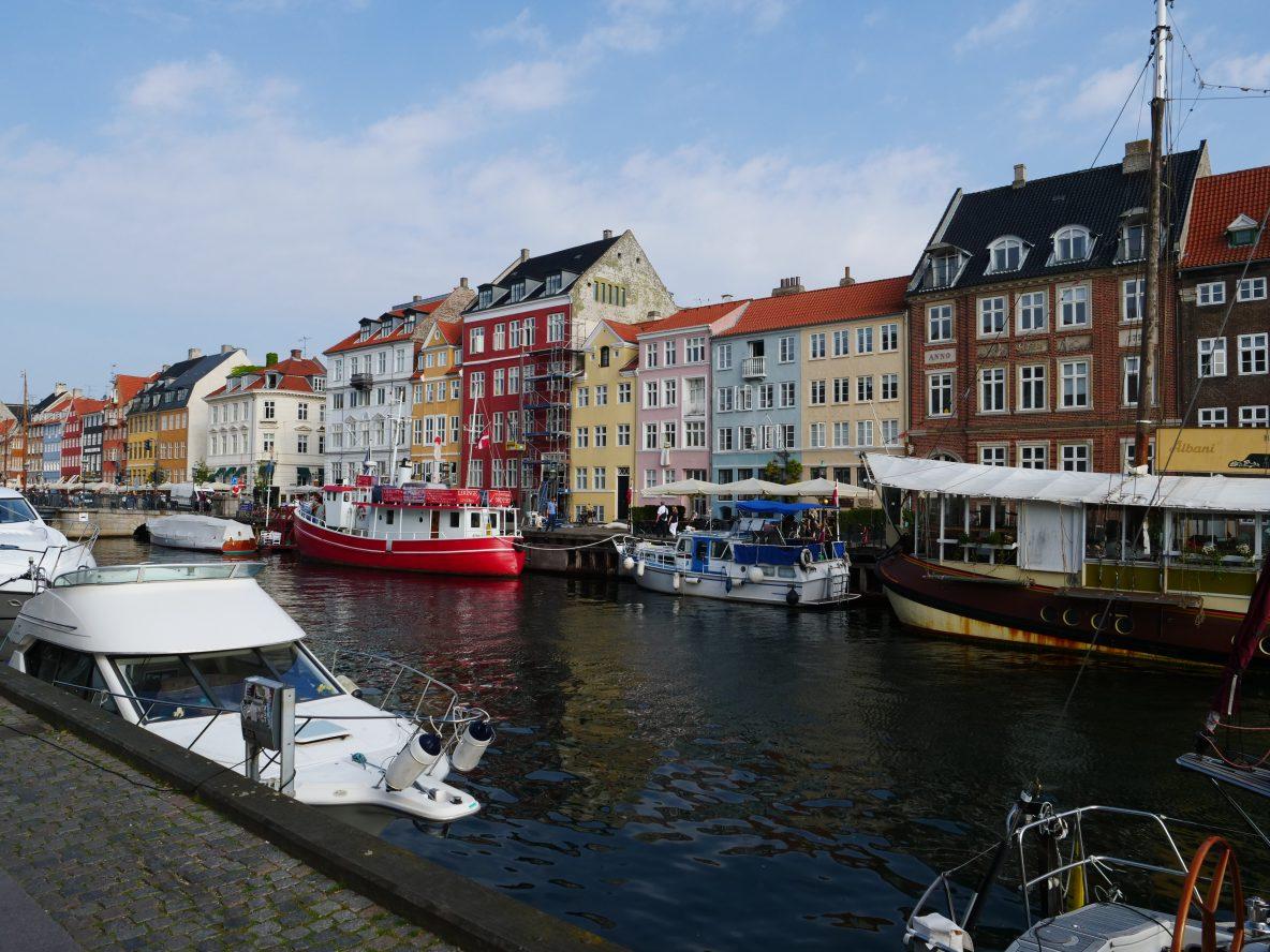 Une escale à Copenhague